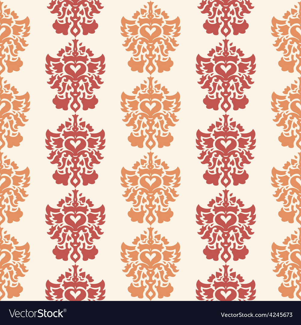 Seamless pattern can be used for wallpaper vector | Price: 1 Credit (USD $1)