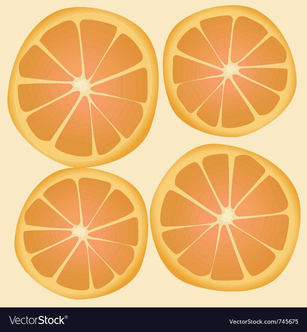 Texture orange vector | Price: 1 Credit (USD $1)