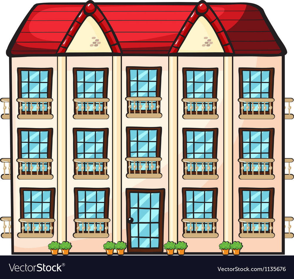A house vector   Price: 1 Credit (USD $1)