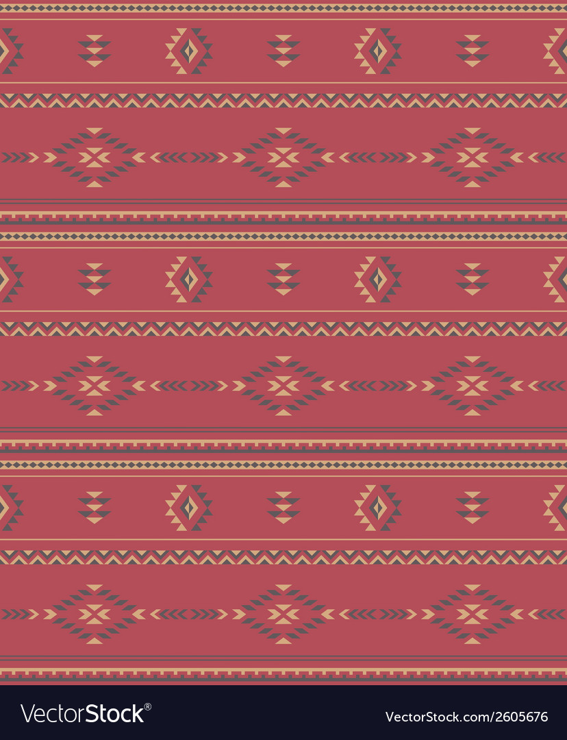 Native americans fabric vector | Price: 1 Credit (USD $1)