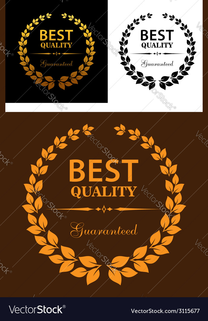 Best quality guaranteed labels vector | Price: 1 Credit (USD $1)