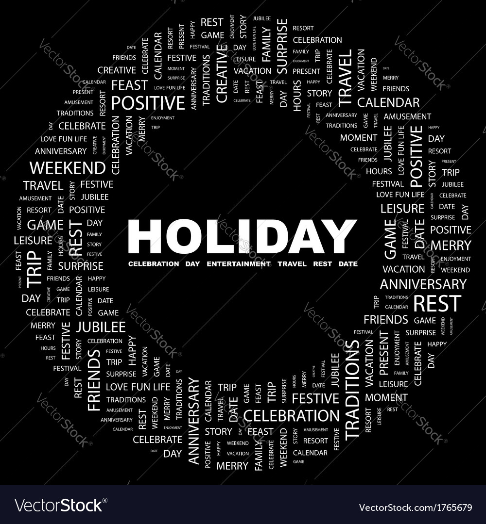 Holiday vector   Price: 1 Credit (USD $1)