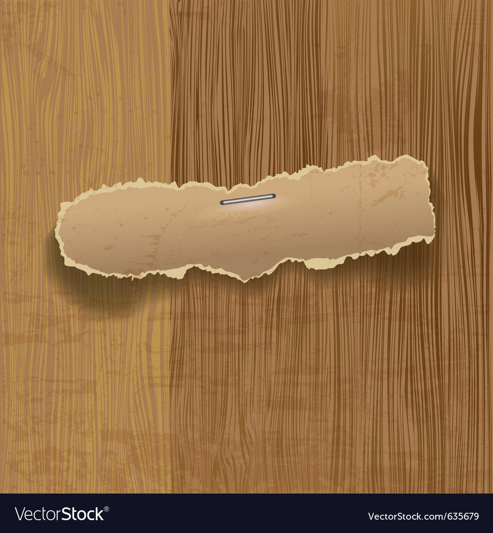 Torn paper background vector | Price: 1 Credit (USD $1)