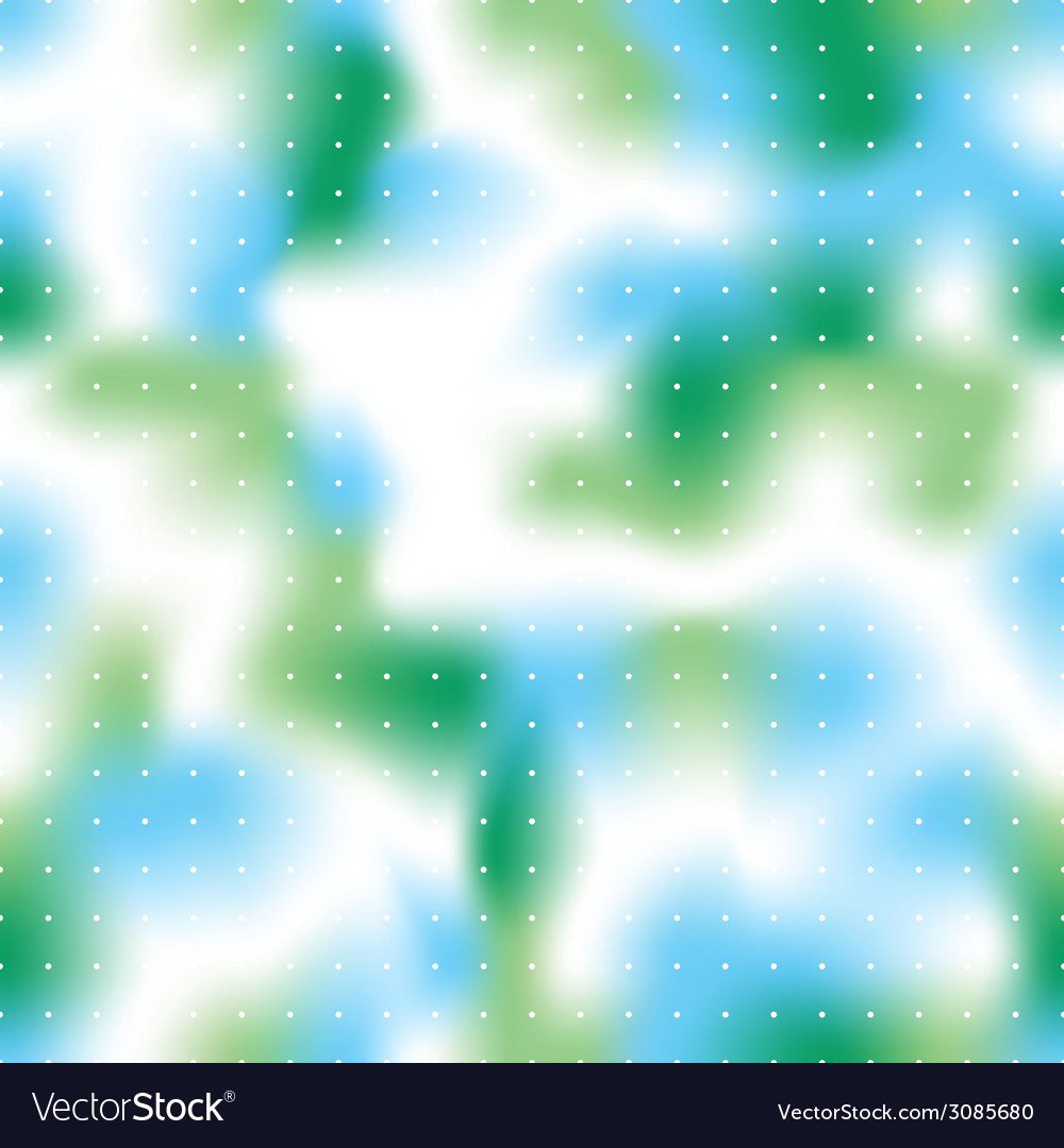 Seamless bright green and blue background vector | Price: 1 Credit (USD $1)