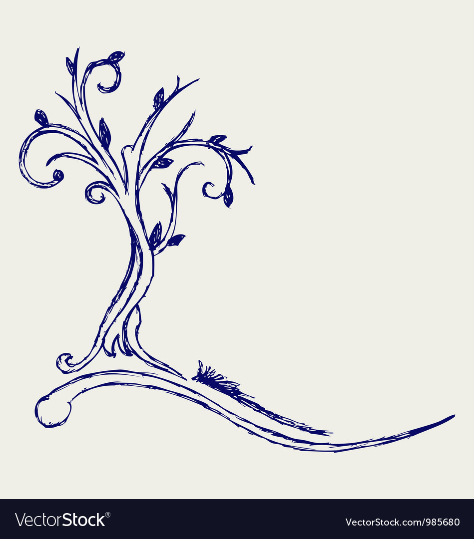 Trees silhouettes vector   Price: 1 Credit (USD $1)