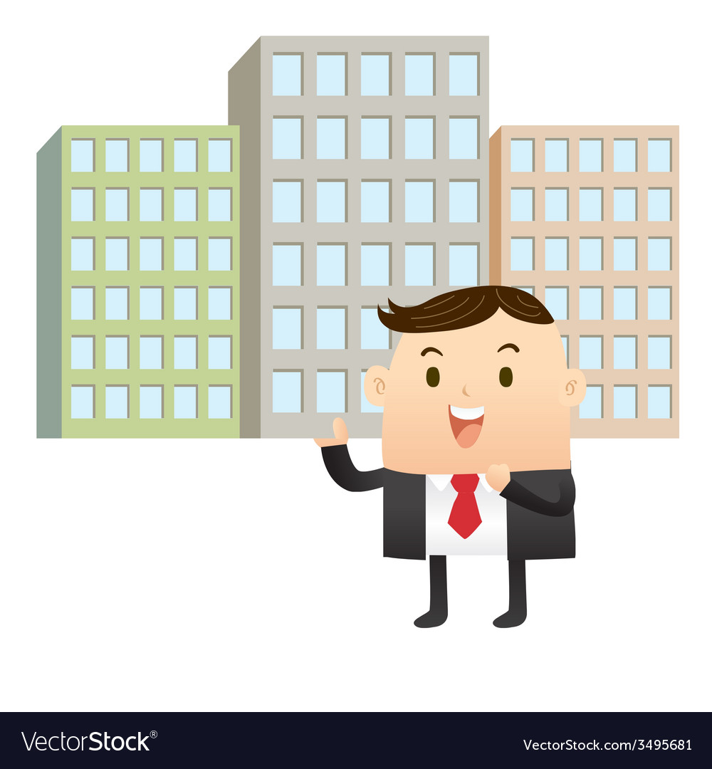 Business building vector   Price: 1 Credit (USD $1)