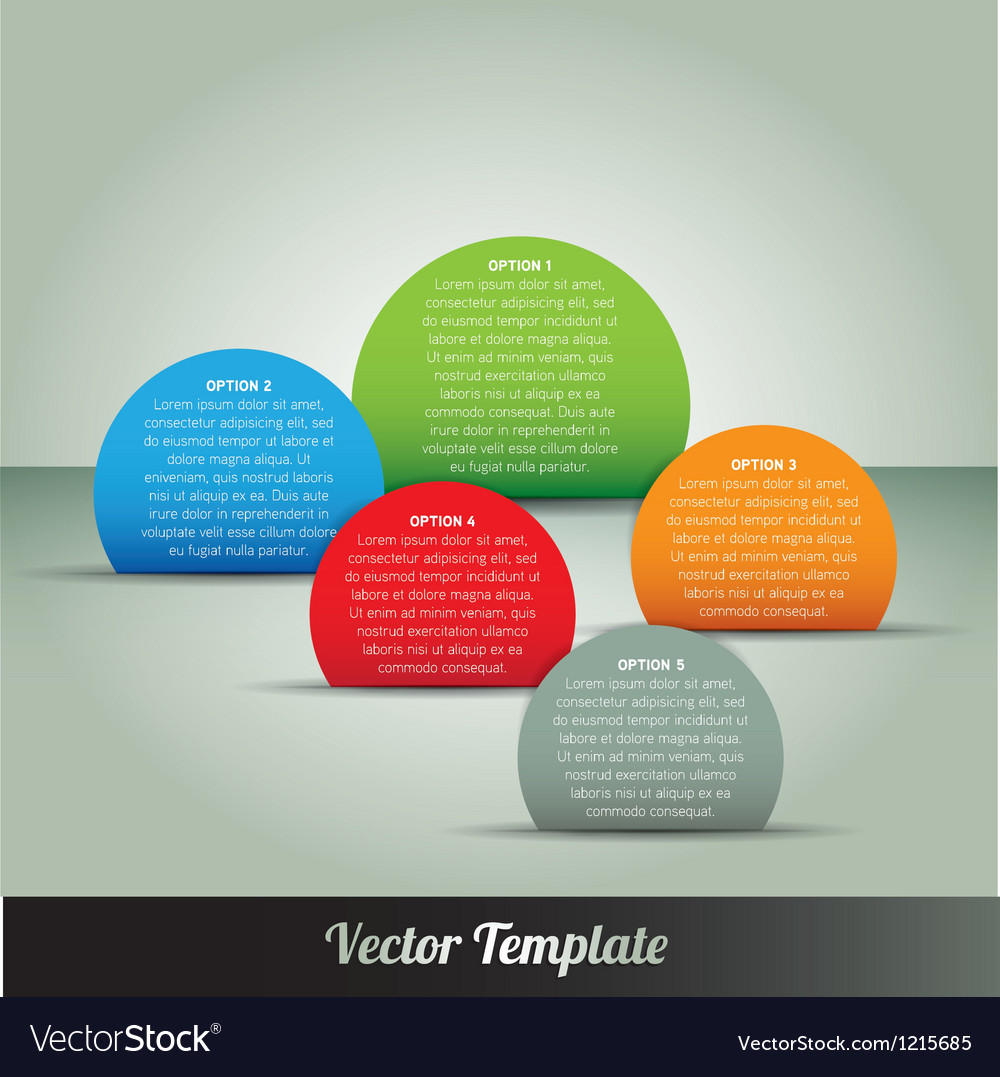 Template eps10 vector | Price: 1 Credit (USD $1)