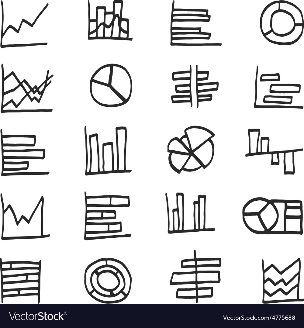 Highlighter elements - hand drawn set of vector | Price: 1 Credit (USD $1)