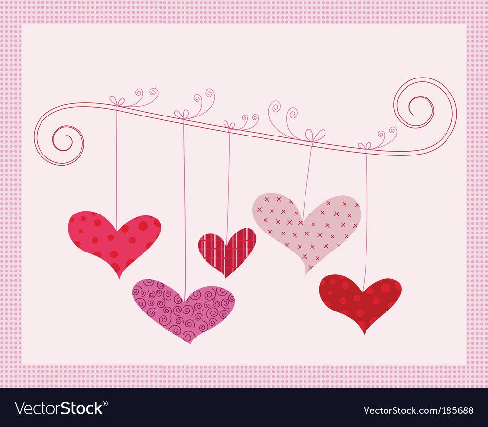 Love concept design vector | Price: 1 Credit (USD $1)