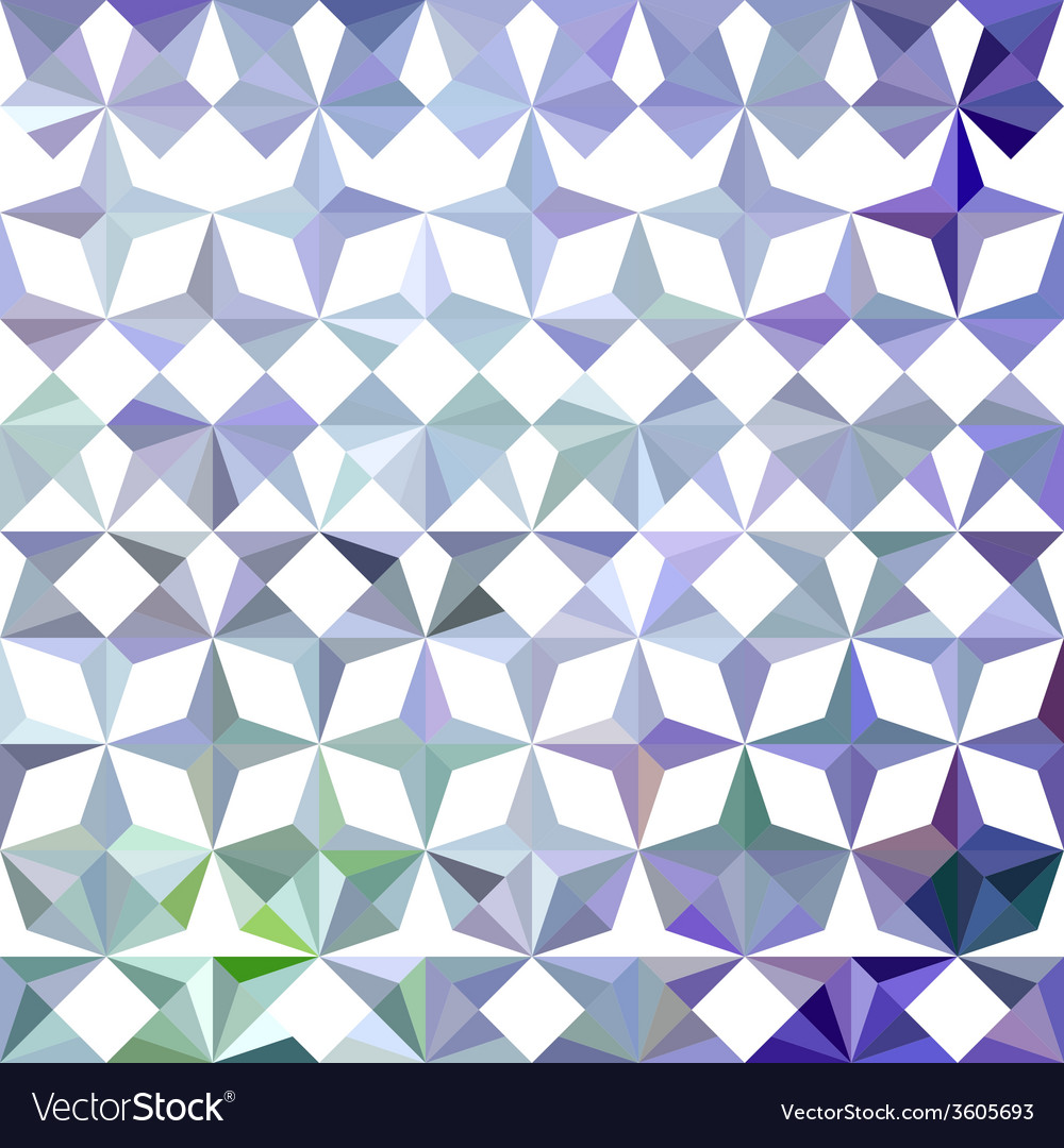Colorful abstract geometric blue pattern vector | Price: 1 Credit (USD $1)