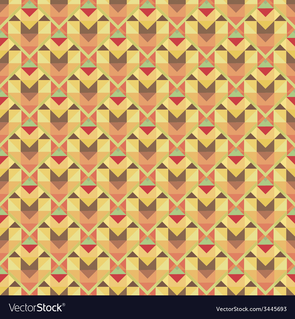 Graphic seamless colorful pattern flat style vector | Price: 1 Credit (USD $1)