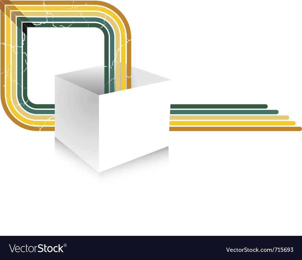 Light box vector | Price: 1 Credit (USD $1)