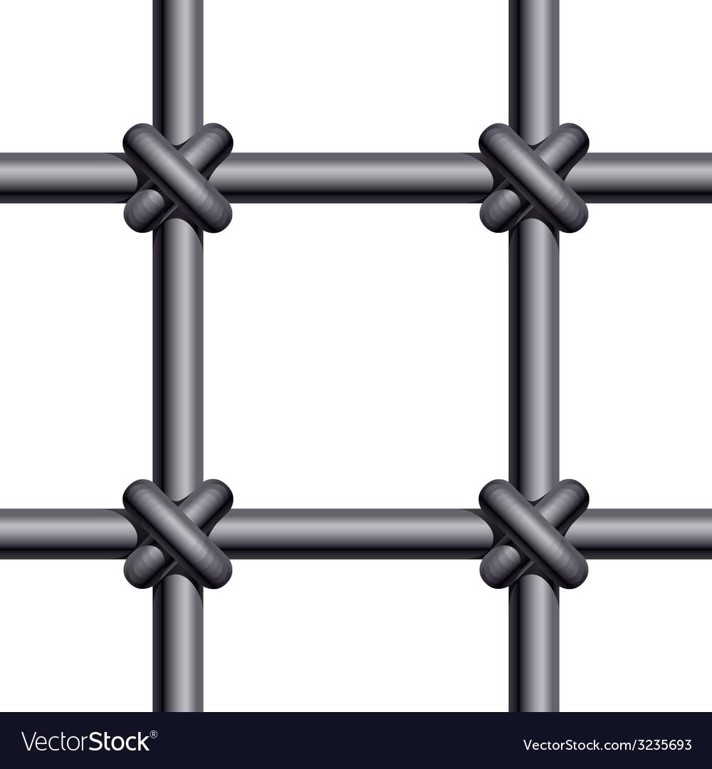 Seamless prison bars vector | Price: 1 Credit (USD $1)