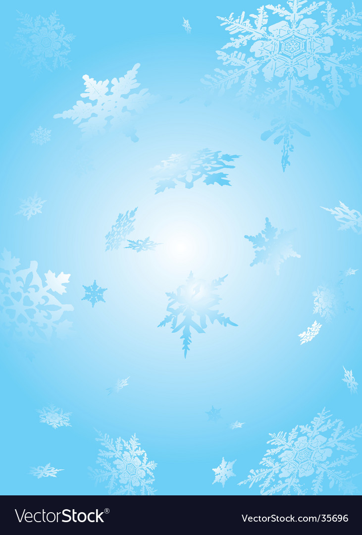 Snowflake subtle vector | Price: 1 Credit (USD $1)