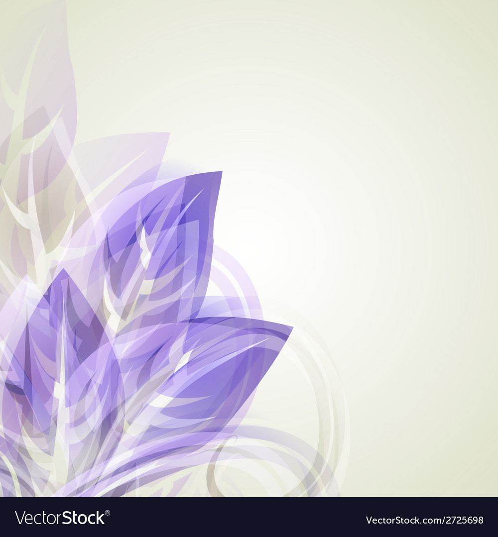 Abstract vintage purple background for design with vector | Price: 1 Credit (USD $1)
