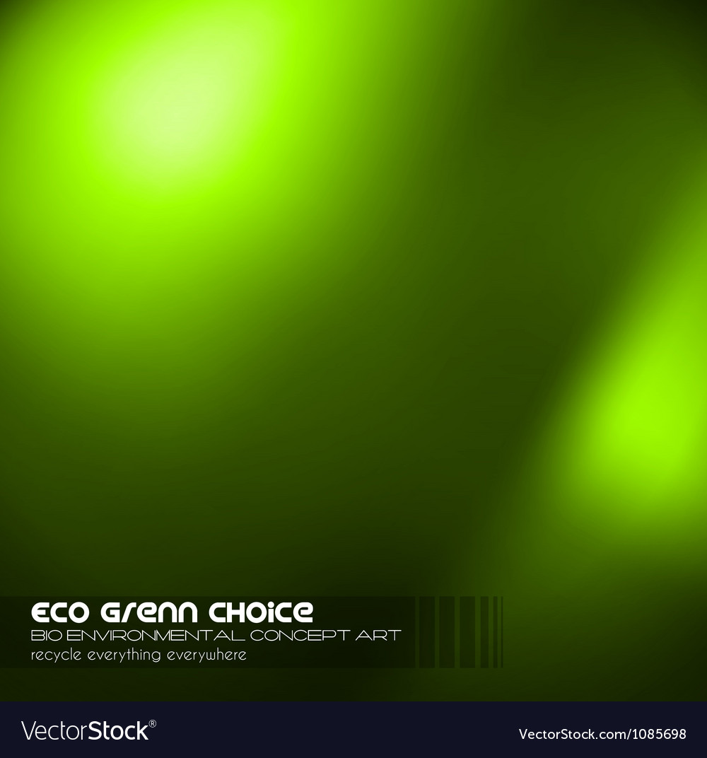 Green business concept background vector   Price: 1 Credit (USD $1)