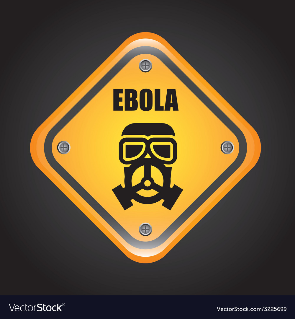 Ebola design vector | Price: 1 Credit (USD $1)