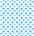 Cute blue simple seamless pattern tiling endless vector