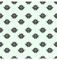 Seamless pattern ornamental background vector