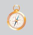 Compass design vector