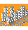 Town structure vector