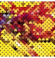 Chainmail mosaic vector