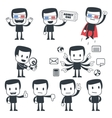 Movie critic character vector