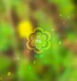 Corporate website design its spring vector