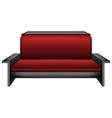 An elegant furniture vector