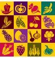 Fruitvegetables vector