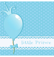 Background little prince vector