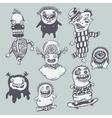 Freak set vector