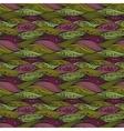 Dusty textile pattern vector