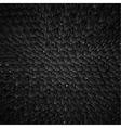 Black dragon skin background realistic squama vector