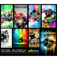 Club flyers ultimate collection - high quality vector