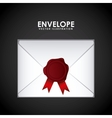 Envelope seal design vector