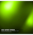 Green business concept background vector