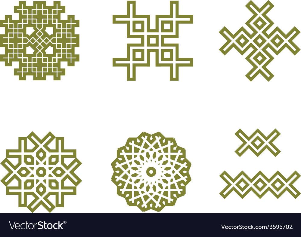 Celtic pattern vector | Price: 1 Credit (USD $1)