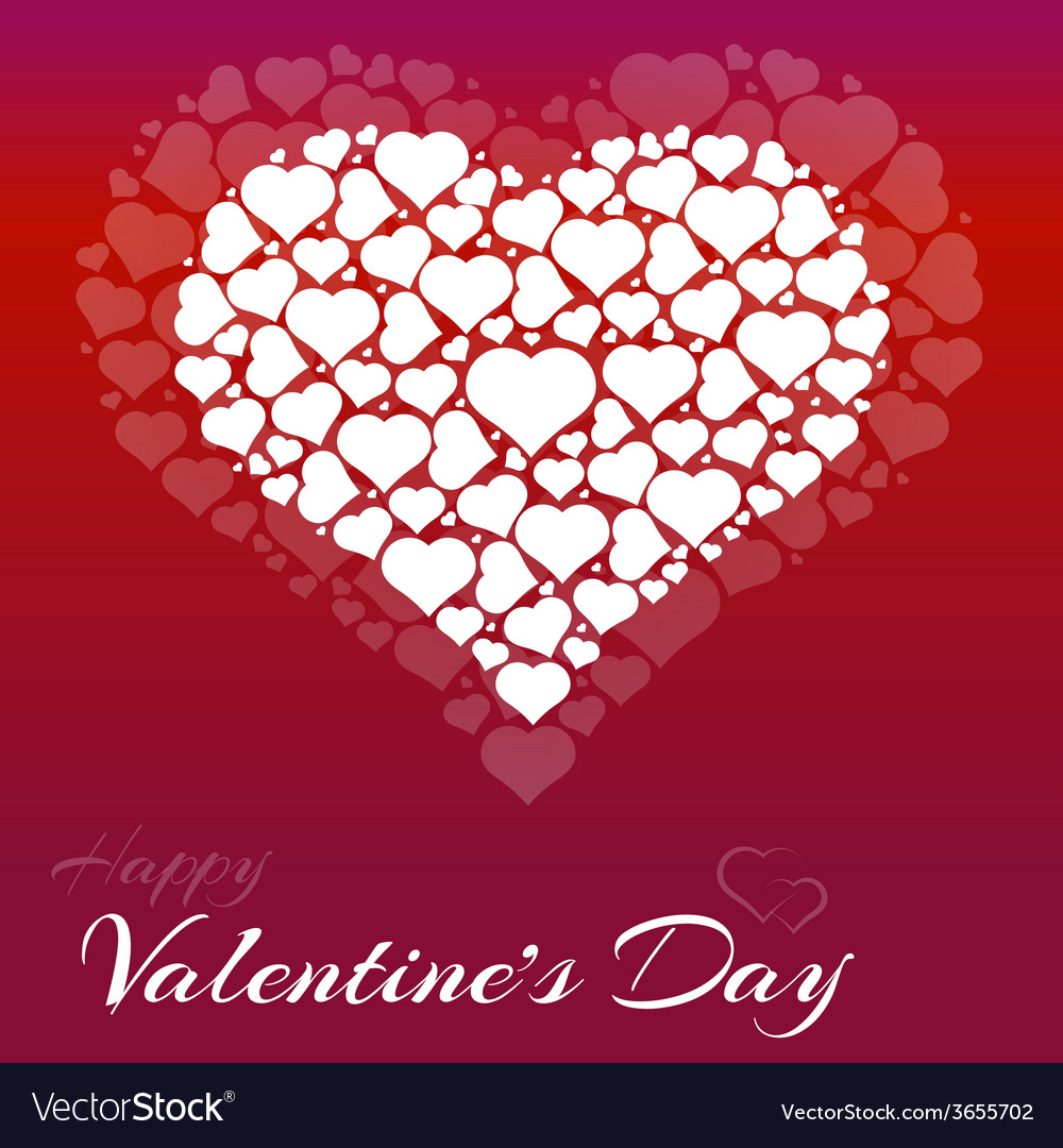 Valentines day heart vector   Price: 1 Credit (USD $1)