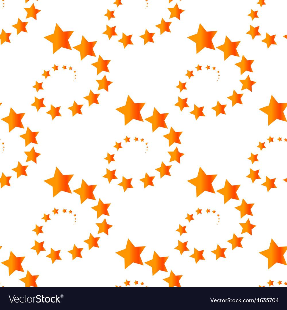 Star turn pattern vector | Price: 1 Credit (USD $1)