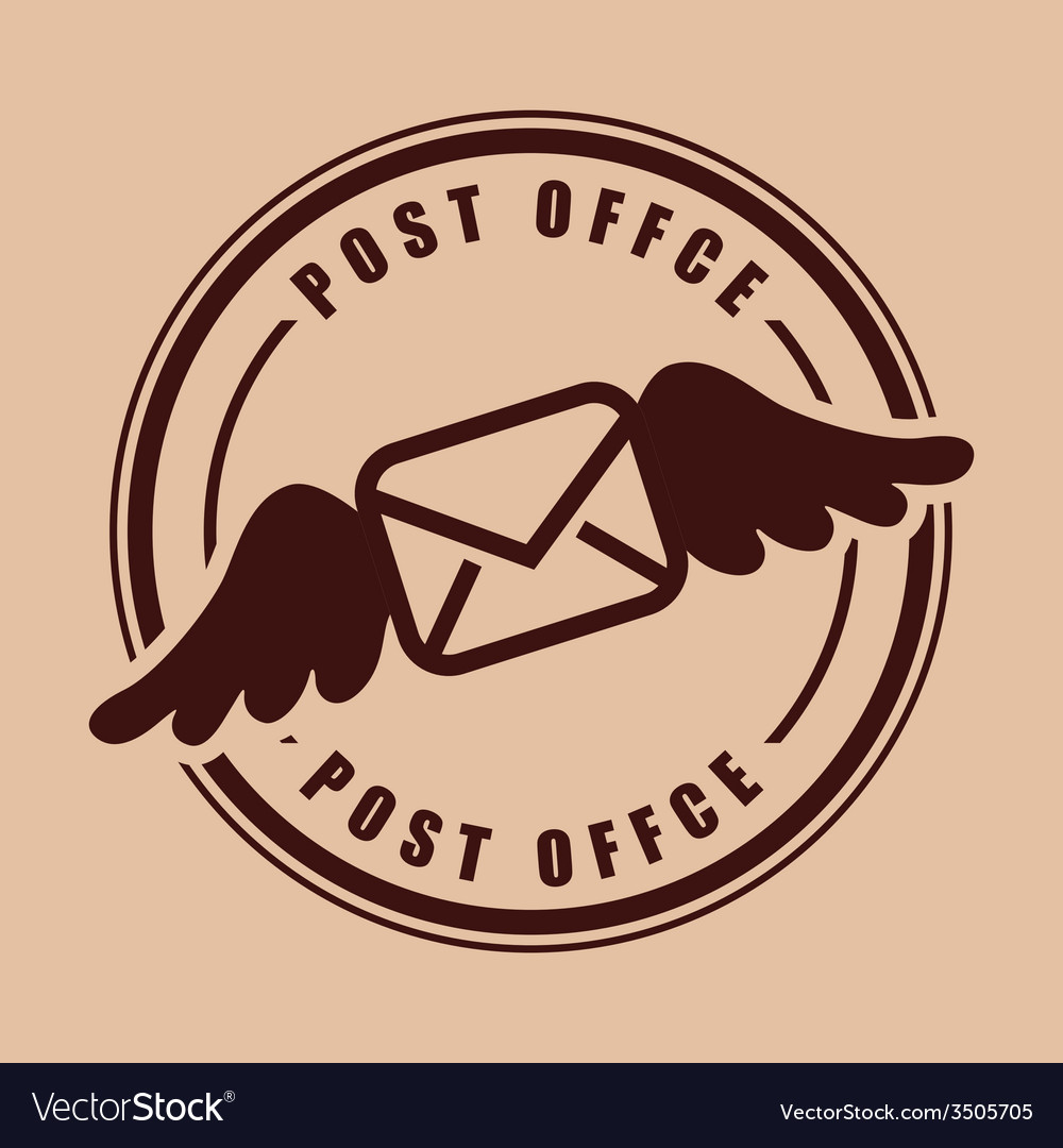 Post officedesign vector | Price: 1 Credit (USD $1)