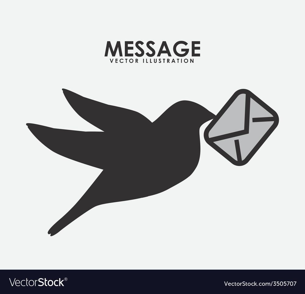 Message design vector   Price: 1 Credit (USD $1)