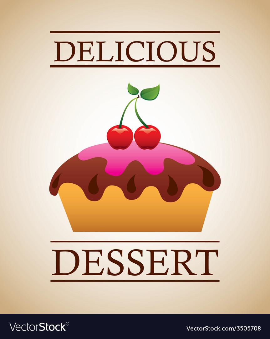 Bakery menu design vector | Price: 1 Credit (USD $1)