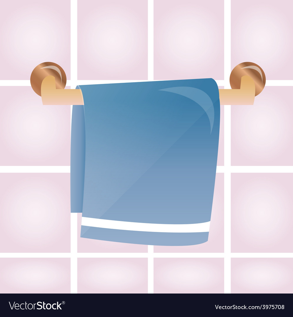 Towel vector | Price: 1 Credit (USD $1)