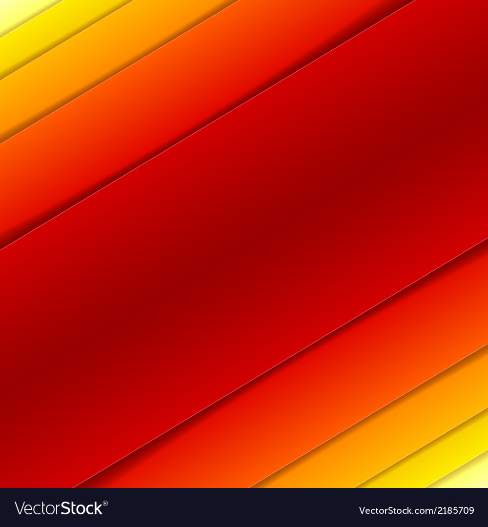Abstract red and orange rectangle shapes vector   Price: 1 Credit (USD $1)