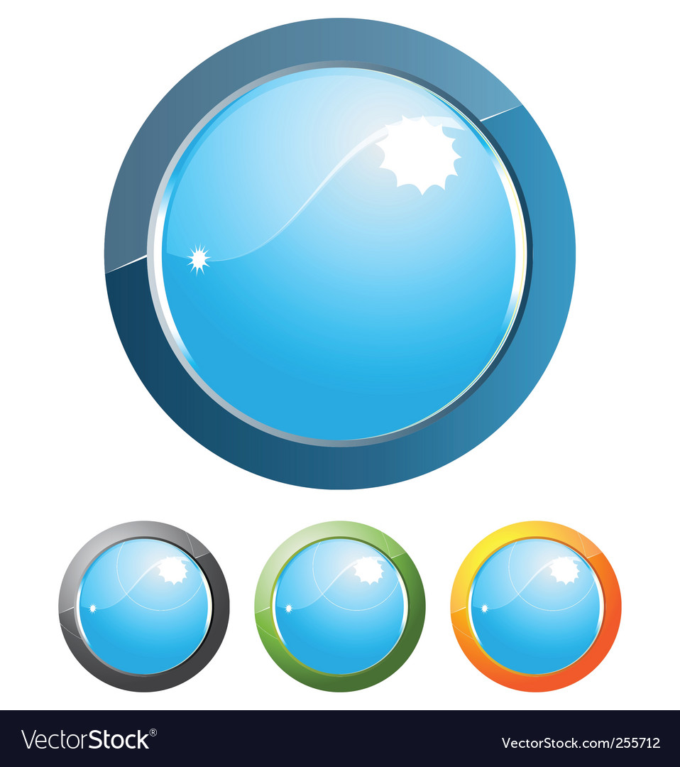 Internet button design vector | Price: 1 Credit (USD $1)