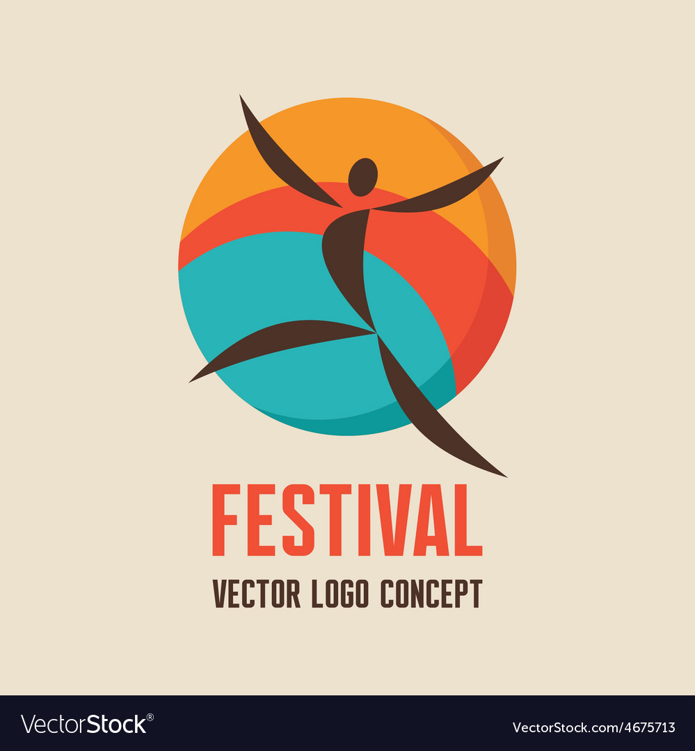 Festival - logo concept vector | Price: 1 Credit (USD $1)