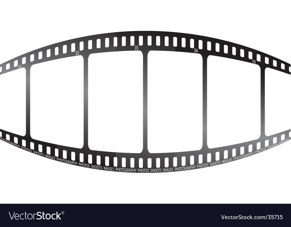 White film bulge vector | Price: 1 Credit (USD $1)