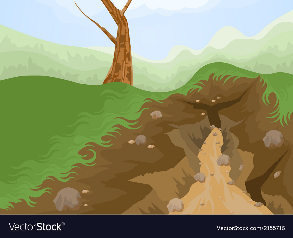 Geology drought vector   Price: 1 Credit (USD $1)