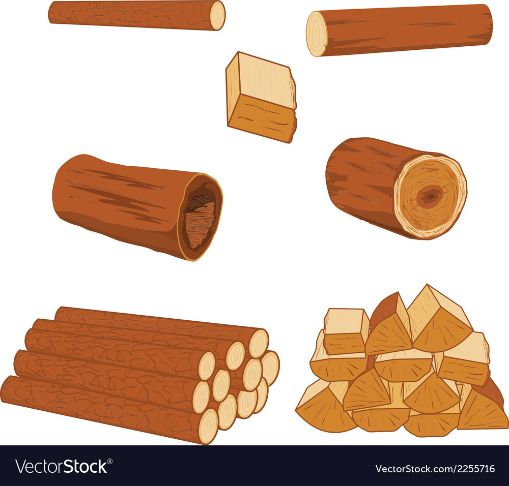 Logs vector | Price: 1 Credit (USD $1)